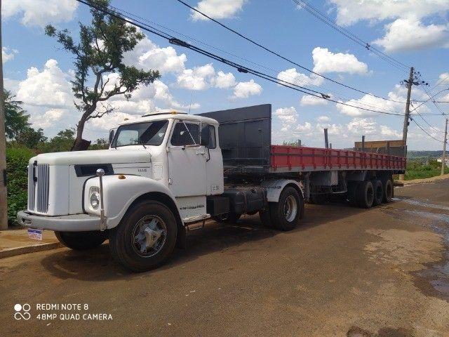 Caminhão escania - Foto 2