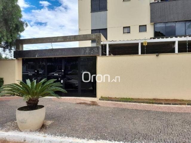 Apartamento à venda, 72 m² por R$ 279.000,00 - Setor dos Funcionários - Goiânia/GO - Foto 16