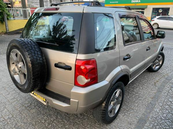 ECOSPORT 2008/2008 1.6 XLT FREESTYLE 8V FLEX 4P MANUAL - Foto 11