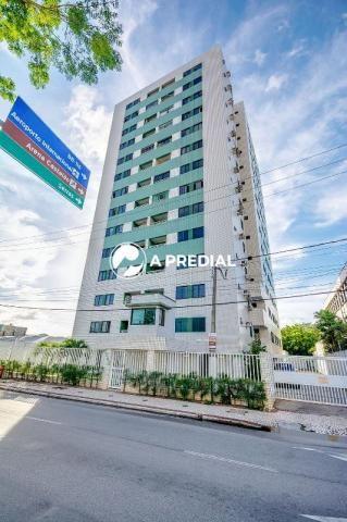 Apartamento para aluguel, 3 quartos, 1 suíte, 1 vaga, Cocó - Fortaleza/CE