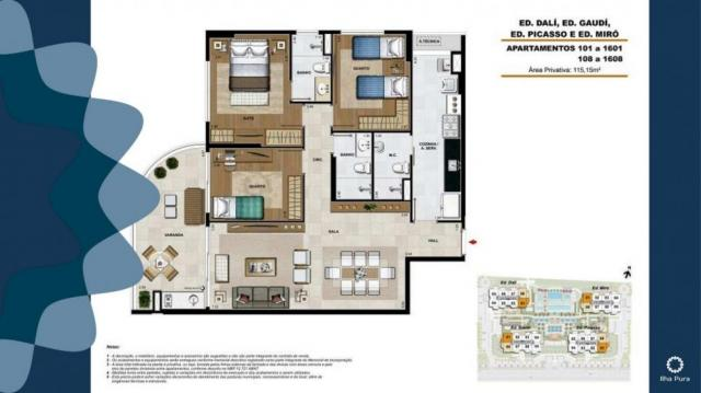 Apartamento - BARRA DA TIJUCA - R$ 1.046.000,00 - Foto 2