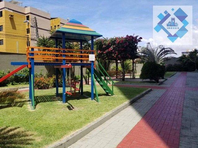 Apartamento com 3 dormitórios à venda, 90 m² por R$ 490.000 - Vila União - Fortaleza/CE - Foto 13