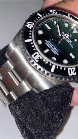 Rolex Sea-Dweller Deepsea 116660 D-Green Noob A2836