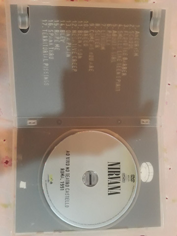 DVDs Nivana  - Foto 3