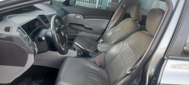 Honda Civic Sedan LXS 1.8 - Foto 12