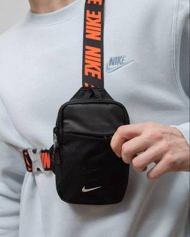 Bag Nike essentials laranja hip pack  - Foto 2
