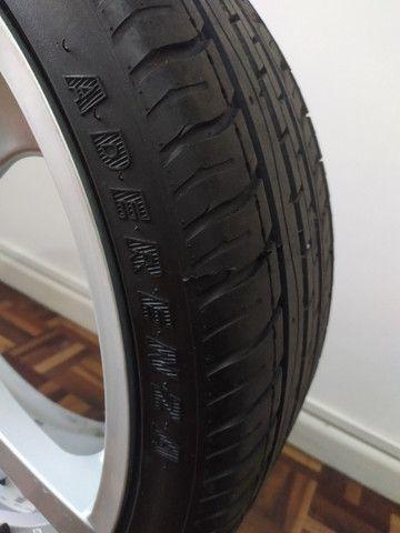 Rodas aro 20 com pneus novos!!! - Foto 7