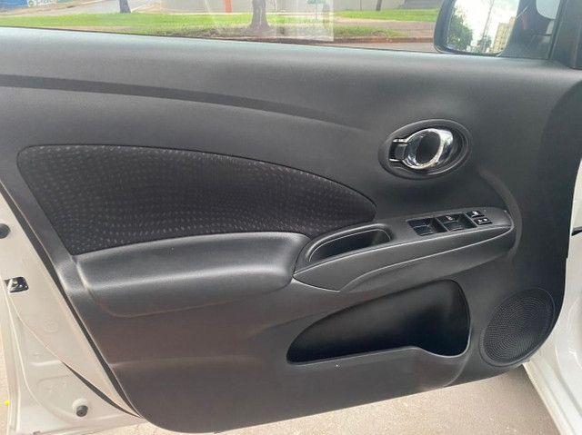Nissan Versa sv 1.6 flex cvt automatico - Foto 10