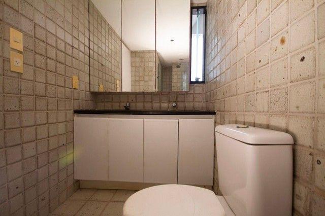 Apartamento com 4 quartos para alugar, 180 m² por R$ 5.000/mês - Boa Viagem - Recife/PE - Foto 14