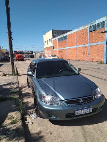 Honda Civic EX 2000 - Foto 5