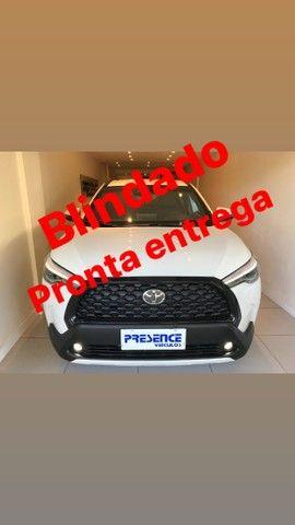 Toyota Corolla Cros Xre  0km Blindado - Foto 9