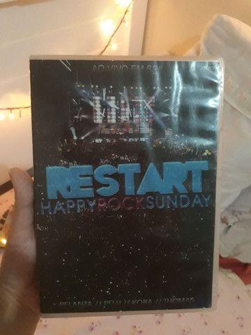 Restart Happy Rock Sunday ao vivo em SP