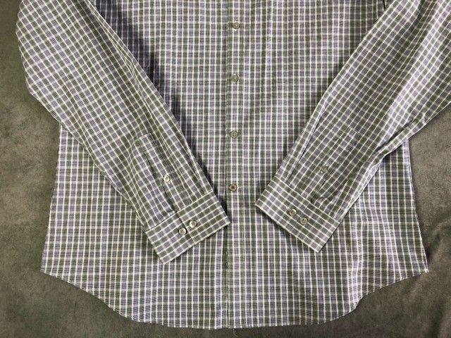 Camisa social Calvin Klein tamanho GG - Foto 3