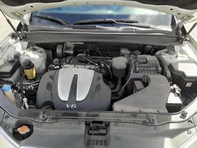 Hyundai Santa Fe GLS 3.5 2011 - R$46.447 - Foto 12