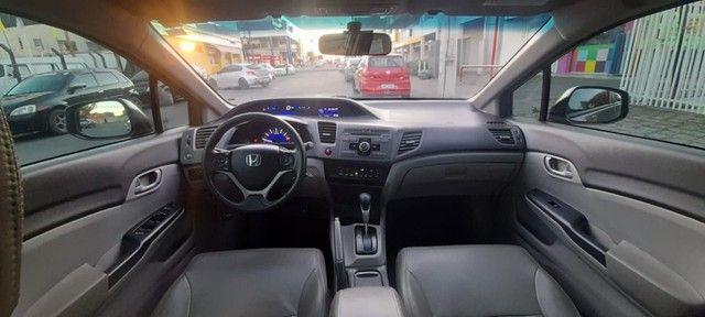 Honda Civic Sedan LXS 1.8 - Foto 11