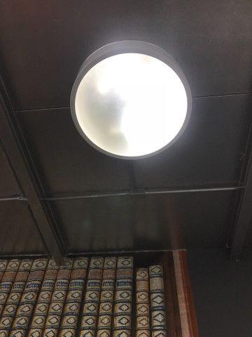 Luminária de escritório