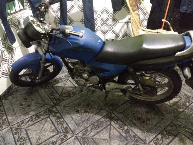 Vendo moto garinni 150 - Foto 3