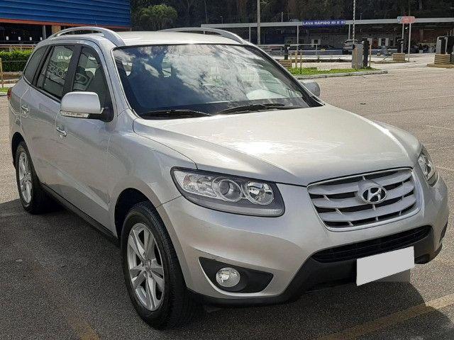 Hyundai Santa Fe GLS 3.5 2011 - R$46.447