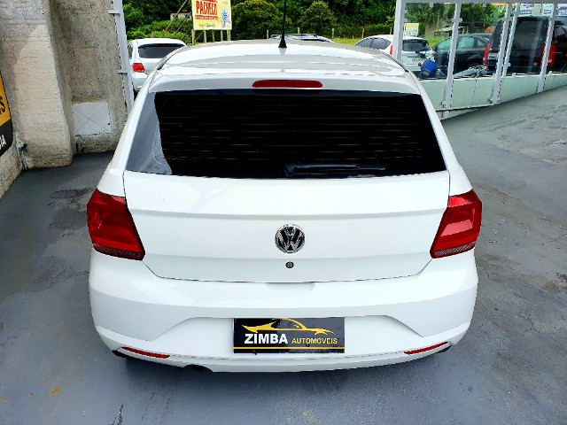 VW- Volkswagen Gol 1.0 12v Total Flex 5p Ano 2019 - Foto 4