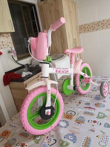 Bicicleta de Menina- Aro 12