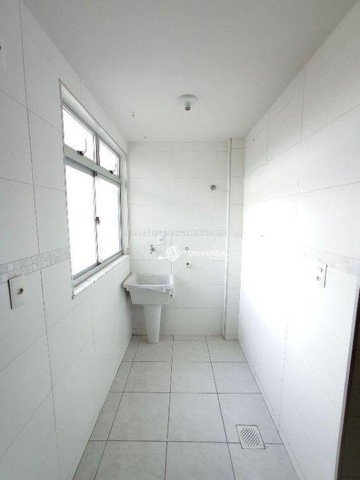 Apartamento com 1 quarto para alugar, 58 m² por R$ 600/mês - Paineiras - Juiz de Fora/MG - Foto 6