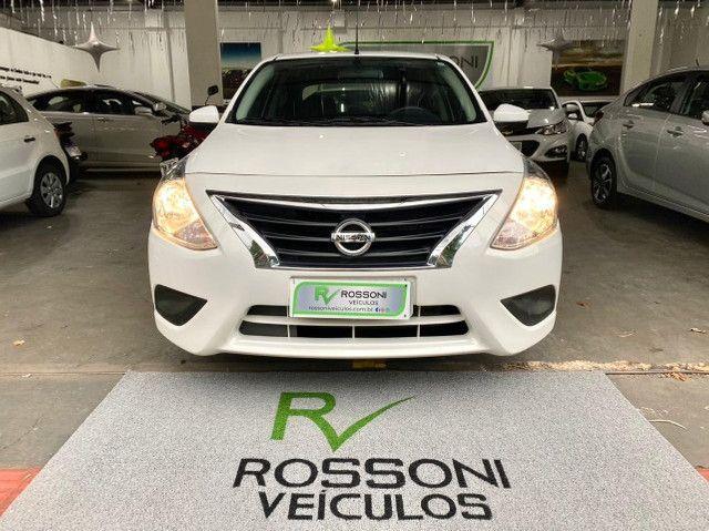 Nissan Versa sv 1.6 flex cvt automatico - Foto 2
