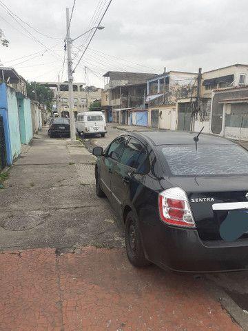 Nissan Sentra Preto 2012 - Foto 4