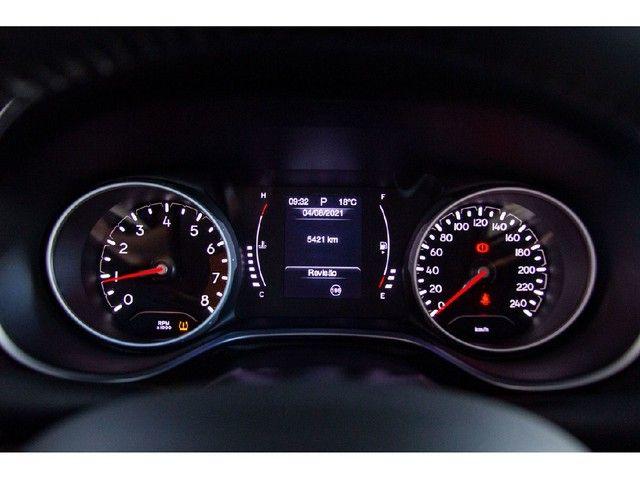 Jeep Compass 2.0 16V FLEX LONGITUDE AUTOMATICO - Foto 10