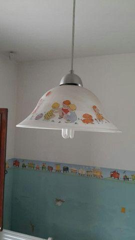 Iluminaria pendente infantil. - Foto 2