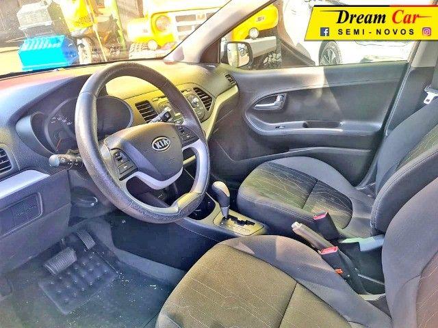 Kia Picanto 1.0 EX Flex 2012 Automático 60 Mil km - Foto 10