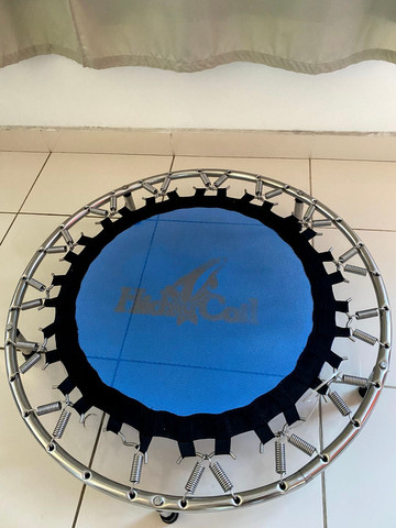 Trampolim Polimet Hidro Coil/ Jump. - Foto 3