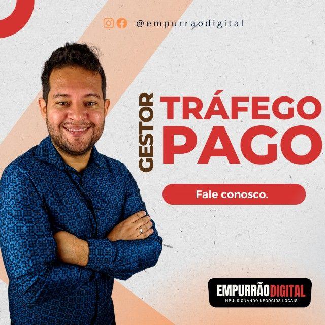 Google Ads e Facebook Ads - Gestor de Tráfego Pago