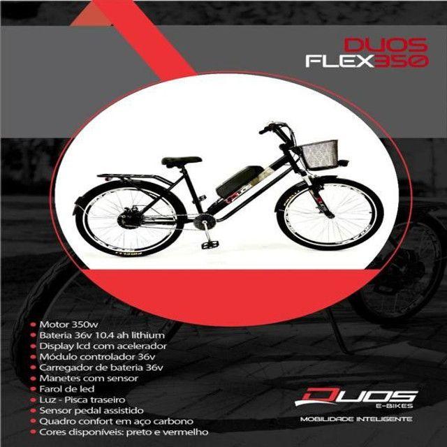 Bike elétrica Duos 48v - Foto 4