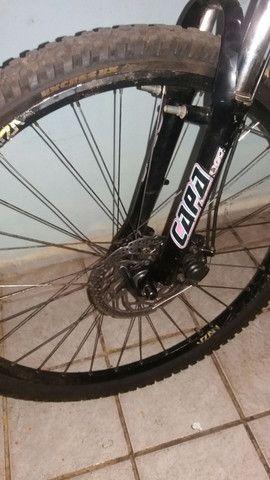 Bike soul alumínio 26 - Foto 3
