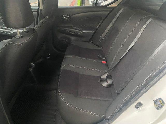 Nissan Versa sv 1.6 flex cvt automatico - Foto 8