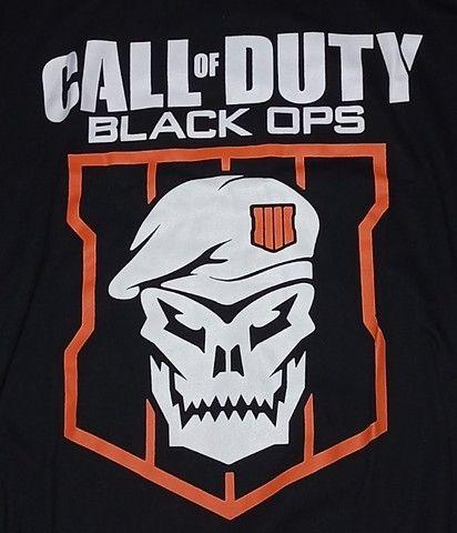Camiseta Call Of Duty - Masculina - Tamanho G - Foto 2