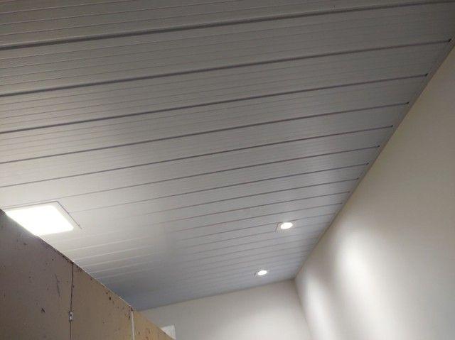 Forro PVC já instalado  - Foto 2