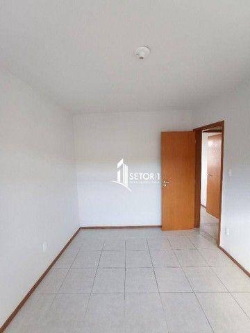 Apartamento com 1 quarto para alugar, 58 m² por R$ 600/mês - Paineiras - Juiz de Fora/MG - Foto 14