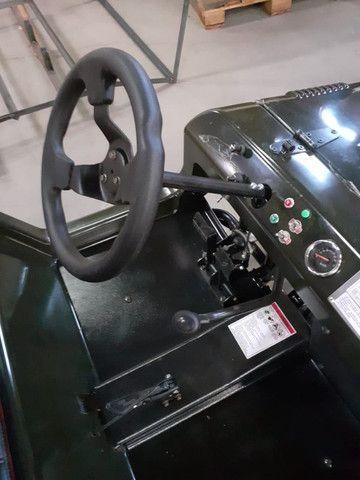 Mini Jipe à Gasolina 125cc - Novo - Foto 3