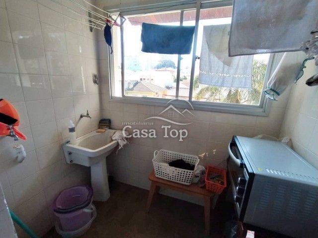 Apartamento à venda com 3 dormitórios em Estrela, Ponta grossa cod:4124 - Foto 8