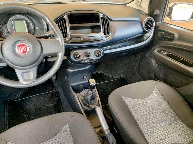 Fiat Uno Attractive 1.0 Flex 2019 60mil km - Foto 6