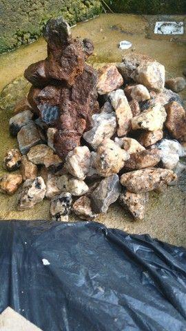 Mais de mil pedras de feldspato vendo barato - Foto 5