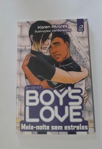 MANGA NOVEL BL - SERIE BOYS LOVE - Foto 2