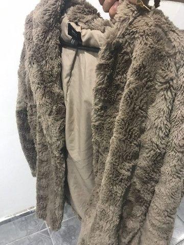 Vendo casaco chique - Foto 3
