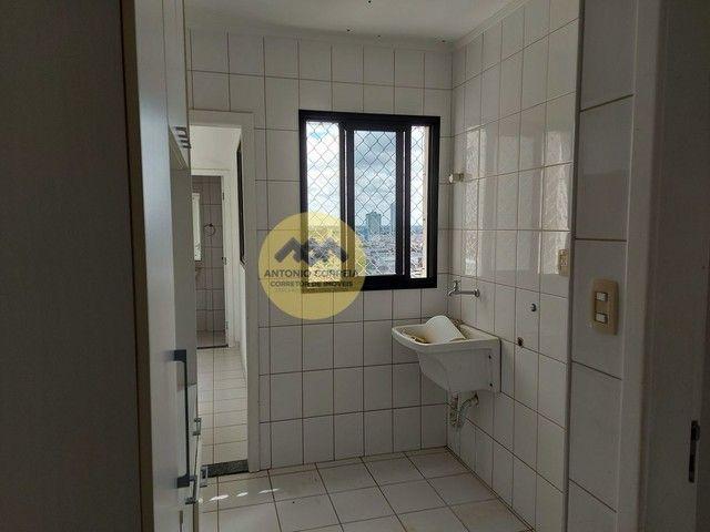 Apartamento a venda com 04 quartos, sendo 03 suítes, 02 vagas de garagem, Ponto Central, F - Foto 7