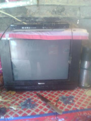 Tv Toshiba Dvd philco