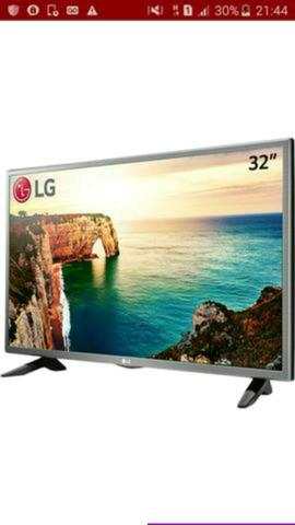 Tv lg smart 32 polegadas . pra vender logo !!