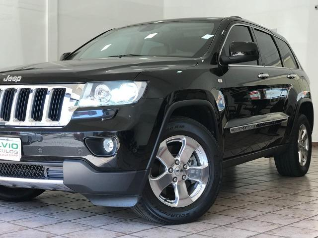 Jeep Grand Cherokee Limited 2011 2012