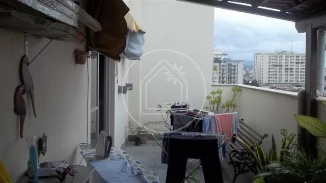 Apartamento à venda com 3 dormitórios em Cachambi, Rio de janeiro cod:796163 - Foto 5