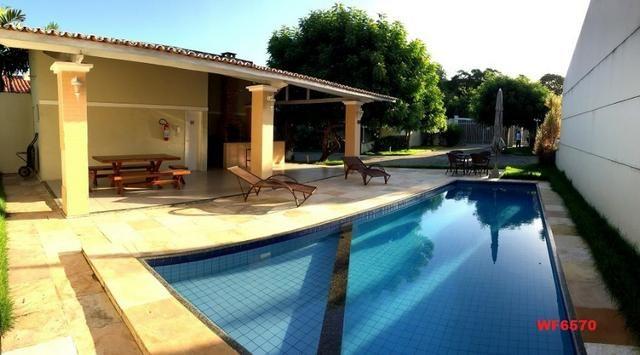 CA0964 Green Village, casa plana em condomínio, 2 suítes, 2 vagas, piscina, Lagoa Redonda - Foto 11